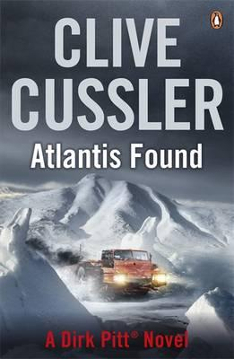 Atlantis Found - Cussler, Clive