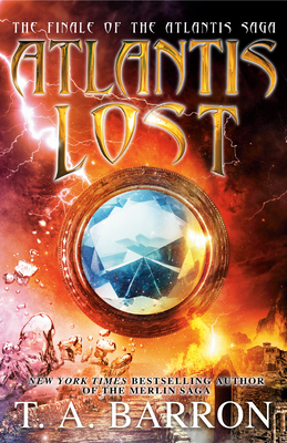 Atlantis Lost - Barron, T A