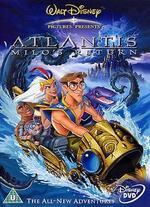 Atlantis: Milo's Return - Tad Stones; Toby Shelton; Victor A. Cook