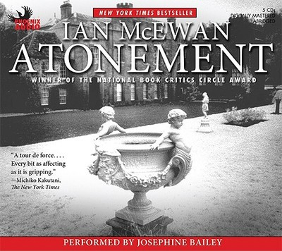 Atonement - McEwan, Ian, and Bailey (Performed by)