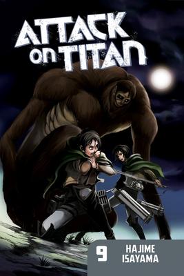 Attack On Titan 9 - Isayama, Hajime