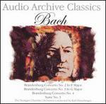 Audio Archive Classics: Bach - Brandenburg Concertos Nos. 2, 3 & 4