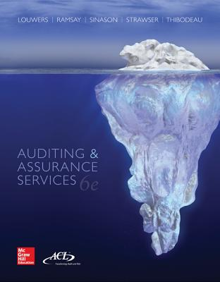 Auditing & Assurance Services with ACL Software Student CD-ROM - Louwers, Timothy J, and Ramsay, Robert J, Professor, and Sinason, David, Professor