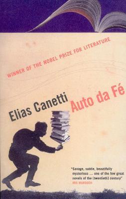 Auto Da Fe - Canetti, Elias, Professor