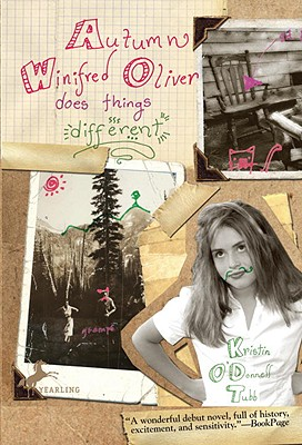 Autumn Winifred Oliver Does Things Different - Tubb, Kristin O'Donnell