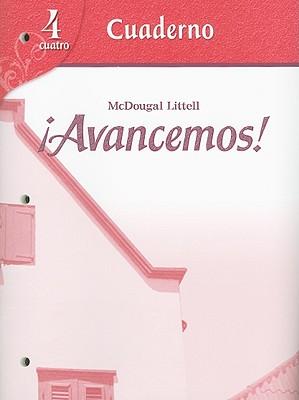Avancemos Cuaderno, Level 4 - McDougal Littell (Creator)