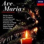Ave Maria: A Sacred Christmas - Anthony Way (treble); Emma Kirkby (soprano); Joan Sutherland (soprano); Kiri Te Kanawa (soprano); Leontyne Price (soprano);...