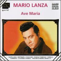 Ave Maria - Mario Lanza (vocals)