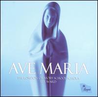 Ave Maria - David Clegg (vocals); David Knight (vocals); David Terry (organ); John Biddle (vocals); John Biddle (chant);...