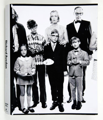 Avedon: Murals and Portraits - Panzer, Mary, and Rubin, Bob, and Roth, Paul
