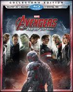Avengers: Age of Ultron [Includes Digital Copy] [3D] [Blu-ray]