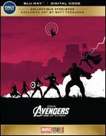 Avengers: Age of Ultron [SteelBook] [Blu-ray] [Only @ Best Buy]