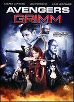 Avengers Grimm - Jeremy M. Inman