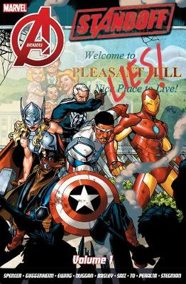 Avengers Standoff Volume 1 - Ewing, Al, and Conway, Gerry, and Waid, Mark