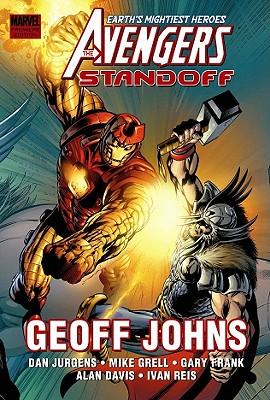Avengers: Standoff - Johns, Geoff