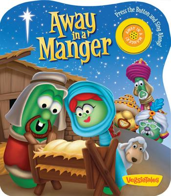Away in a Manger Veggie Tales - Traditional, Traditional