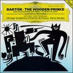 Béla Bartók: Cantata Profana; The Wooden Prince - John Aler (tenor); John Tomlinson (vocals); Chicago Symphony Chorus (choir, chorus); Chicago Symphony Orchestra; Pierre Boulez (conductor)