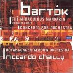 B�la Bart�k: Concerto for Orchestra; The Miraculous Mandarin