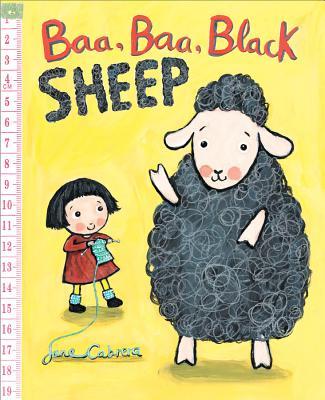 Baa, Baa, Black Sheep - Cabrera, Jane