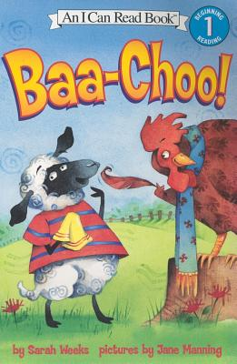 Baa-Choo! - Weeks, Sarah