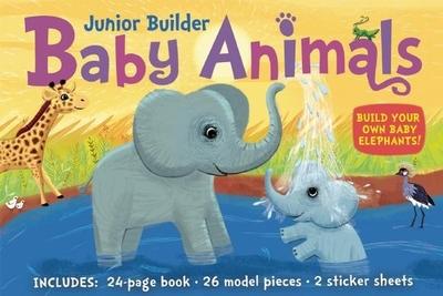 Baby Animals - de La Bedoyere, Camilla, and Rohrbach, Sophie (Illustrator)