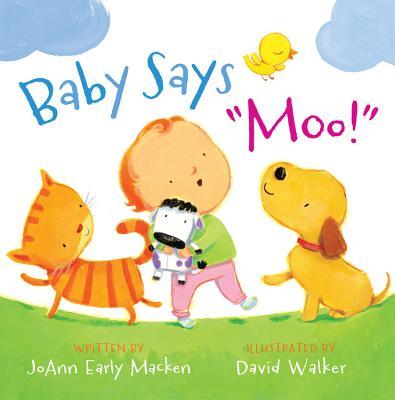 "Baby Says ""Moo!"" - Macken, Joann Early"