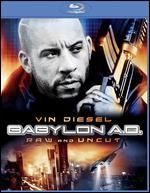 Babylon A.D. [Blu-ray] - Mathieu Kassovitz