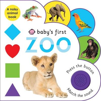Baby's First Zoo - Priddy, Roger