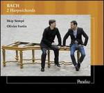 Bach: 2 Harpsichords