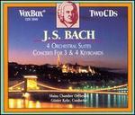 Bach: 4 Orchestral Suites; Concerti for 3 & 4 Harpsichords