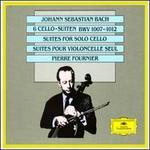 Bach: 6 Cello-Suiten, BWV 1007-1012