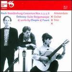 Bach: Brandenburg Concertos Nos. 2, 3, 5 & 6; Debussy: Suite Bergamasque