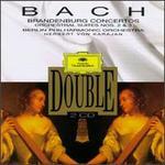 Bach: Brandenburg Concertos - Adolf Scherbaum (trumpet); Alan Civil (horn); Charles Hopkins (horn); Edith Picht-Axenfeld (harpsichord); Karl Steins (oboe);...