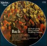 Bach: Cantatas 82, 202, 208