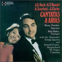 Bach: Cantatas, Arias & Choruses - Bach Aria Group; Bernard Greenhouse (cello); Lois Marshall (soprano); Maureen Forrester (alto); Norman Farrow (baritone);...