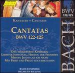Bach: Cantatas, BWV 122-125