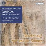 Bach: Cantatas, BWV 52, 60, 116 & 140, Vol. 15