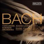 Bach: Cantatas BWV 54 & 170; Concerto BWV 1060; Suite BWV 1067