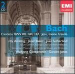Bach: Cantatas BWV 80, 140, 147; Jesu, meine Freude