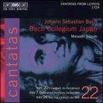 Bach: Cantatas, Vol. 22 - Cantatas from Leipzig 1724