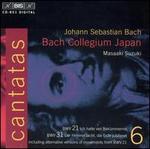 Bach: Cantatas, Vol. 6