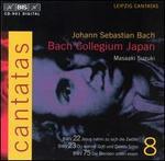 Bach: Cantatas, Vol. 8