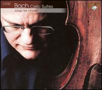 Bach: Cello Suites - Jaap ter Linden (cello)