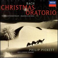 Bach: Christmas Oratorio - Andrew King (tenor); Catherine Bott (soprano); Helen Parker (vocals); Julia Gooding (vocals); Mark Chambers (vocals);...