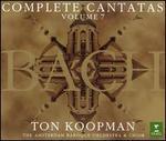 Bach: Complete Cantatas, Vol. 7 - Bogna Bartosz (alto); Caroline Stam (soprano); Donald Bentvelsen (bass); Elisabeth von Magnus (alto); Gerd Türk (tenor);...