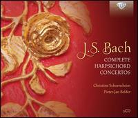Bach: Complete Harpsichord Concertos - Armin Thalheim (harpsichord); Christine Schornsheim (harpsichord); Karel van Steenhoven (recorder);...