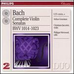 Bach: Complete Violin Sonatas BWV 1014-1023