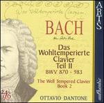 Bach: Das Wohltemperierte Clavier, Teil II