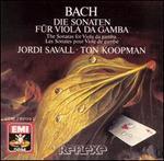 Bach: Die Sonaten für Viola da Gamba