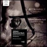 Bach: Easter & Ascension Oratorios - Retrospect Ensemble; Matthew Halls (conductor)